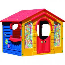 Детский пластиковый домик