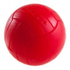 Мяч для настольного футбола, текстурный пластик D 36 мм (красный)