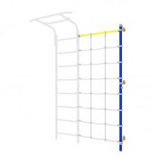 ROMANA Комплект с канатным лазом пристенный  ДСКМ-1С-8.18-45 (синяя слива)