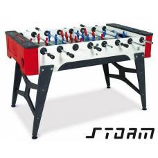 Всепогодный настольный футбол (кикер) «Storm F-1 family outdoor» (138x76x88 см)