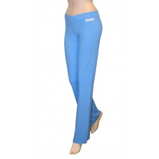 Брюки женские для фитнеса Kampfer Light blue (XL)