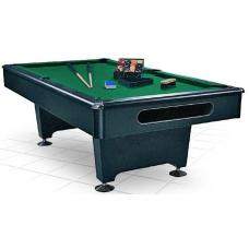 Бильярдный стол для пула «Eliminator» 8 ф (черный) в комплекте, аксессуары + сукно